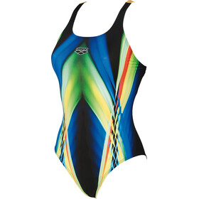 arena Iridiscent Swim-Pro Back - Bañador Mujer - Multicolor